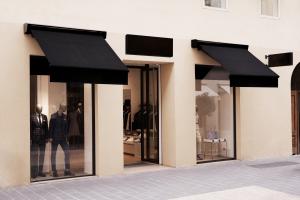 Fashion shop front