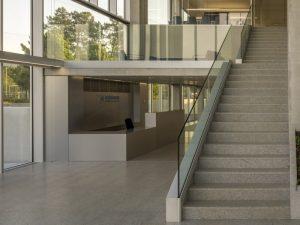 exlabesa glass rail